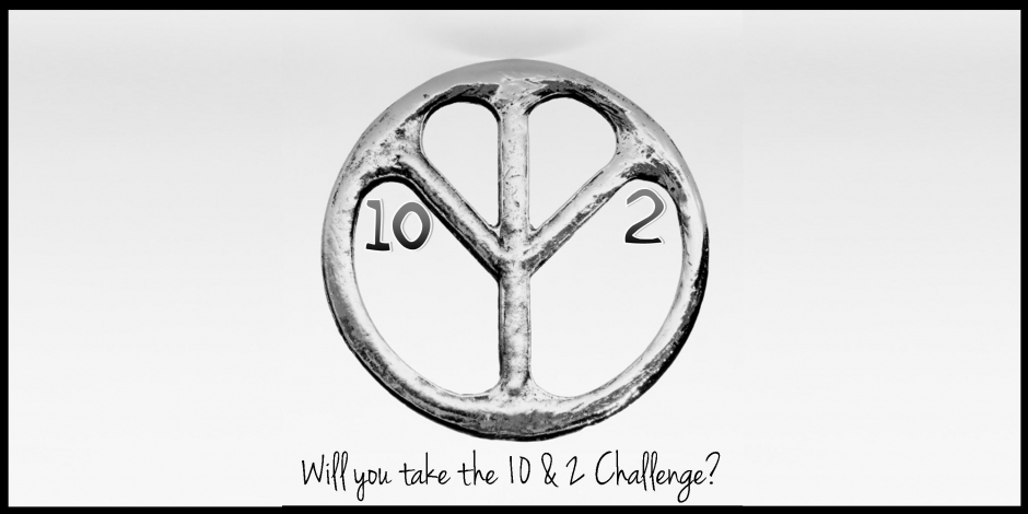 One Crash is Too Many 10 & 2 Challenge